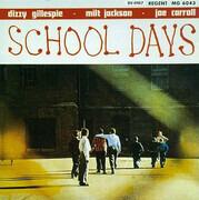 CD - Dizzy Gillespie · Milt Jackson · Joe Carroll - School Days
