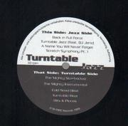LP - DJ Cabite - Turntable Jazz