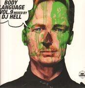 Double LP - Dj Hell - Body Language Vol. 9