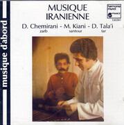 CD - Djamchid Chemirani - Madjid Kiani - Daryoush Tala'i - Musique Iranienne