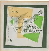 LP - Django Reinhardt - The Best Of