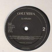 12'' - DJ Krush - DJ Krush EP