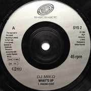 7'' - DJ Miko - What's Up