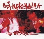 CD Single - DJ Supreme - Tha Wildstyle
