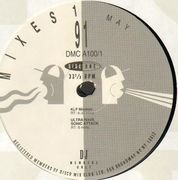 12inch Vinyl Single - Dmc - May 91 - One
