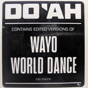 LP - Do'a - World Dance / Wayo