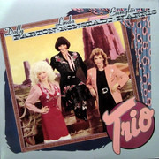 LP - Dolly Parton , Linda Ronstadt & Emmylou Harris - Trio