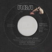 7inch Vinyl Single - Dolly Parton / Kenny Rogers - Medley: Winter Wonderland / Sleigh Ride