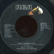 7inch Vinyl Single - Dolly Parton - Great Balls Of Fire