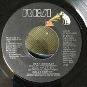 7inch Vinyl Single - Dolly Parton - Heartbreaker