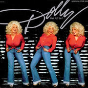LP - Dolly Parton - Here You Come Again