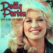 LP - Dolly Parton - Love Is Like A Butterfly