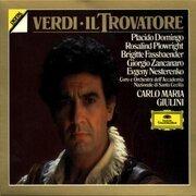 Double CD - Carlo Maria Giulini - Verdi: Il Trovatore