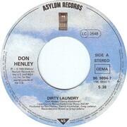 7inch Vinyl Single - Don Henley - Dirty Laundry