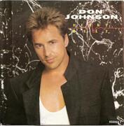 7inch Vinyl Single - Don Johnson - Heart Beat