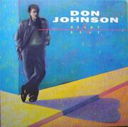 LP - Don Johnson - Heartbeat - Gatefold Cover