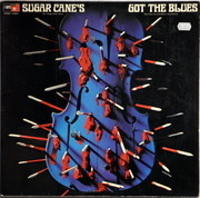 LP - Don 'Sugar Cane' Harris - Sugar Cane's Got The Blues