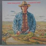 LP - Don Williams - Country Boy