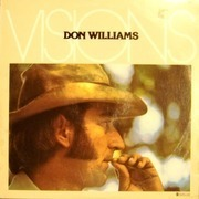 LP - Don Williams - Visions