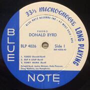 LP - Donald Byrd - Fuego - Mono Original