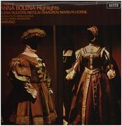 LP - Donizetti - Anna Bolena - Highlights