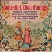 LP-Box - Donizetti - L'Elisir d'amore - Hardcover Box + Booklet