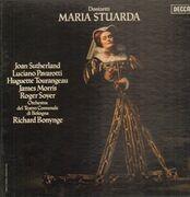 LP-Box - Donizetti - Maria Stuarda,, Teatro Comunale, Bologna, Bonynge, Sutherland, Pavarotti, Elkins, Tourangeau, Soyer, Moris