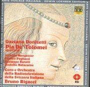 CD - Donizetti - Pia De' Tolomei (Selection)