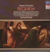 LP - Donizetti - Requiem,, Gerhard Fackler, Chor und Orch Ente Lirico Arena di Verona