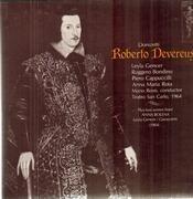 LP-Box - Donizetti - Roberto Devereux - Hardcover Box + Booklet
