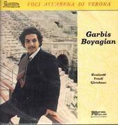 LP - Donizetti / Verdi / Giordano - Garbis Boyagian