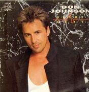 12'' - Don Johnson - Heartbeat