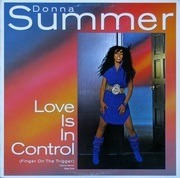 12'' - Donna Summer - Love Is In Control (Finger On The Trigger)