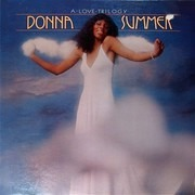 LP - Donna Summer - A Love Trilogy