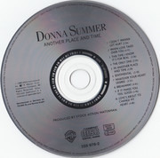 CD - Donna Summer - Another Place And Time