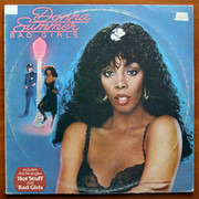 Double LP - Donna Summer - Bad Girls - Gatefold