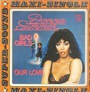 12inch Vinyl Single - Donna Summer - Bad Girls