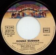 7inch Vinyl Single - Donna Summer - Bad Girls