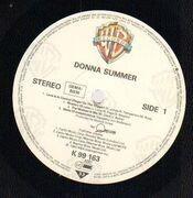 LP - Donna Summer - Donna Summer