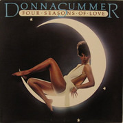 LP - Donna Summer - Four Seasons Of Love - Poster