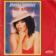 7inch Vinyl Single - Donna Summer - Hot Stuff