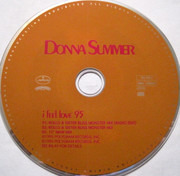 CD Single - Donna Summer - I Feel Love