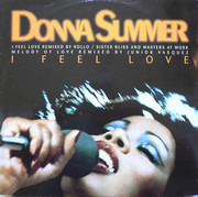 12inch Vinyl Single - Donna Summer - I Feel Love