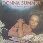 LP - Donna Summer - I Remember Yesterday