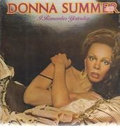 LP - Donna Summer - I Remember Yesterday - Still sealed