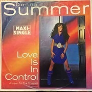 12inch Vinyl Single - Donna Summer - Love Is In Control (Finger On The Trigger)