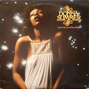 LP - Donna Summer - Love To Love You Baby - Santa Maria Pressing