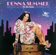 Double LP - Donna Summer - On The Radio - Greatest Hits Volumes I & II