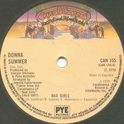 7'' - Donna Summer - Bad Girls
