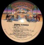 Double LP - Donna Summer - Bad Girls